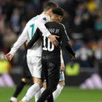 """Neymar le desea """"toda la suerte y lo mejor"""" a Cristiano Ronaldo"""
