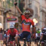 Nibali ya piensa en la Vuelta a España y en el Mundial de Innsbruck
