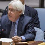 """ONU califica de """"fructíferas"""" conversaciones con hutíes para paz en Hudeida"""
