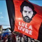 Partido de Lula inicia ofensiva en calles de Brasil para exigir su libertad