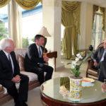 Piñera llega a Panamá procedente de Costa Rica para una visita de 24 horas