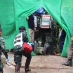 """Los ocho rescatados en cueva de Tailandia se """"recuperan"""" sin problemas graves"""