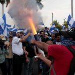 Sandinistas y opositores se dividen las calles de Managua, sin incidentes
