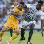4-0. Tigres golea al Santos Laguna y es el campeón de campeones en México