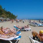 Llegada de turistas a R.Dominicana aumentó 6,1 % en primer semestre de 2018
