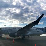 Un avión de pasajeros se estrella en el norte de México