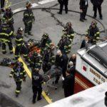 Al menos 4 heridos al estrellarse un coche contra dos comercios en Manhattan