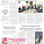 Edición impresa del 1 de mayo del 2018