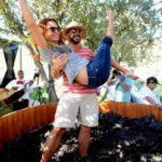 El viñedo más alto de México abre la vendimia en Guanajuato