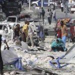 Dos civiles muertos y cuatro heridos en un ataque con bomba en Somalia