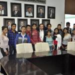 Jóvenes de la casa del estudiante ingresarán a plantel del COBAED