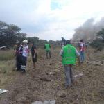 Un pasajero del avión accidentado en Durango demanda a Aeroméxico en Chicago