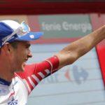 Bouhanni se impone en San Javier y Molard sigue líder