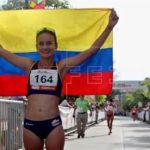 Colombia logra sus dos primeras medallas con los oros de Arenas y Ortega