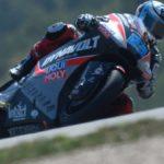 El alemán Schrotter domina la jornada y Alex Márquez mejora