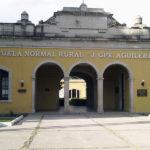 """Murió esta madrugada en el IMSS uno de los 8 estudiantes vapuleados en las """"novatadas"""" de la normal de """"Aguilera"""""""