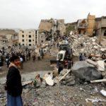 La coalición árabe ordena investigar bombardeo en el norte de Yemen