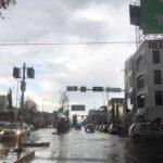 Habrá lluvia todo el fin de semana en Durango