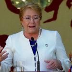 Los países de la ONU confirman a Bachelet como alta comisionada para los DDHH