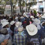 Protestan en Salud por desabasto de medicamentos en hospitales regionales