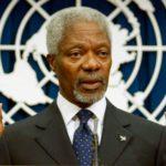 Kofi Annan será enterrado en su Ghana natal el 13 de septiembre