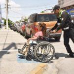 Agentes de Tránsito de Gómez Palacio  realizan labor por la seguridad de todos
