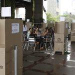 A falta de 2 horas, consulta anticorrupción de Colombia superó 50 porciento de umbral