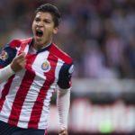 Ángel Zaldívar da triunfo al Guadalajara, 1-0 sobre Necaxa