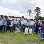 Inicia Antorcha entrega de fertilizante en Mezquital