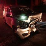 Muere varón en terrible choque por Circuito Interior durante la madrugada