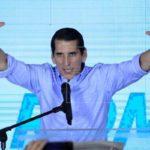 Roux es proclamado candidato presidencial de partido fundado por Martinelli