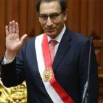 Presidente de Perú apoya marcha de mujeres contra la violencia y corrupción