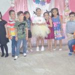 Celebra su cumpleaños 7 la niña Alma Sofía López Lozano