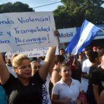 Gobierno de Nicaragua convoca a caminata por la paz y en reclamo de justicia