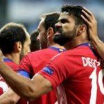 Diego Costa, mejor jugador de la Supercopa de Europa