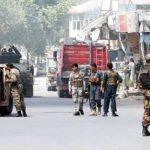 Los tres extranjeros asesinados en Kabul trabajaban para la francesa Sodexo