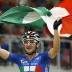 Viviani repite triunfo al esprint en la clásica de Hamburgo