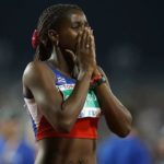 Cubana Yorgelis Rodríguez firma oro del heptatlón de Juegos de Barranquilla