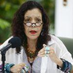 Vicepresidenta Murillo afirma que Nicaragua recupera la paz y la seguridad