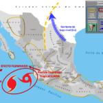 Depresión tropical 13-E se convierte en tormenta tropical Kristy