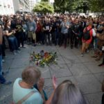 """Muerte de un hombre en el este alemán desata """"acoso xenófobo"""" ultraderechista"""