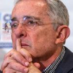 Partido de Uribe denuncia ante la Fiscalía amenazas contra el expresidente