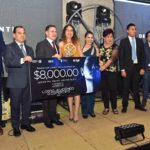 Entregan premio estatal de la juventud en su etapa regional en La Laguna.