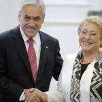 Presidente Piñera felicita a Bachelet por su nombramiento en Naciones Unidas
