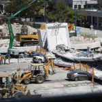 Puente peatonal que se desplomó en Miami tenía grandes grietas