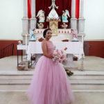 Alexia Alvarado González celebró sus XV años