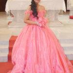 Wendy Pacheco García celebró sus XV años