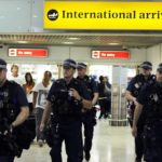 Refuerzan seguridad en aeropuertos de Argentina tras amenaza de bomba
