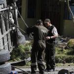 Repatrían a 14 colombianos que fallecieron en accidente de autobús en Ecuador