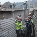 Suben a 169 los muertos por la erupción del volcán de Fuego de Guatemala